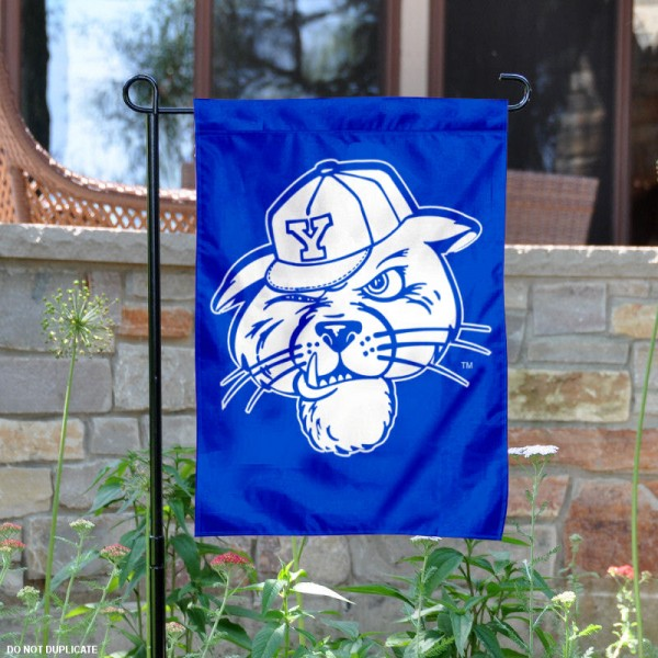 Brigham Young Cougars Royal Blue Garden Banner