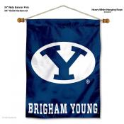 Brigham Young Cougars Wall Hanging