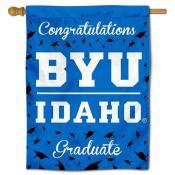 Brigham Young Idaho Graduation Banner