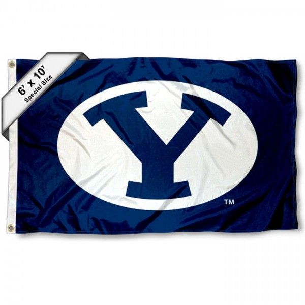 Brigham Young University 6x10 Large Flag