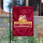 Brooklyn College Bulldogs Double Sided Garden Flag