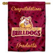 Brooklyn College Bulldogs Graduation Banner