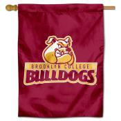 Brooklyn College Bulldogs House Flag