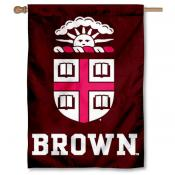 Brown House Flag