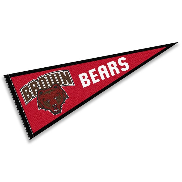Brown University Bears Pennant