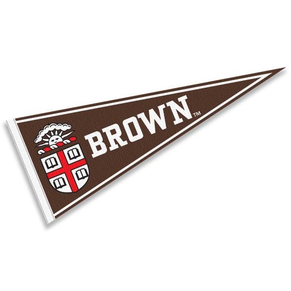 Brown University Felt Pennant