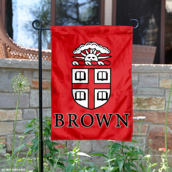 Brown University Garden Flag