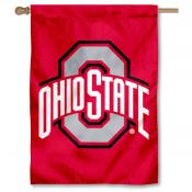 Buckeyes House Flag