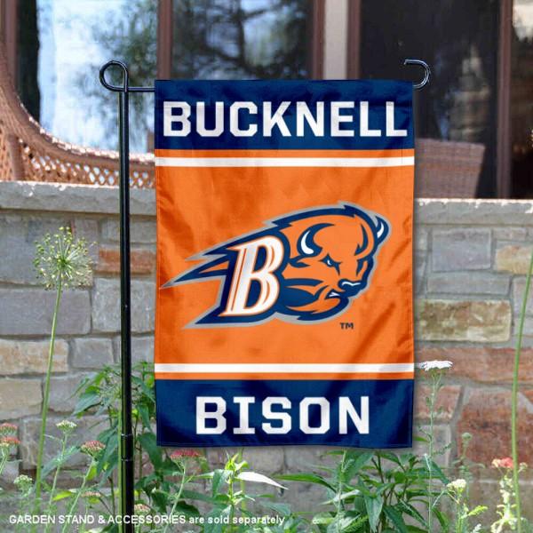 Bucknell Bison Garden Flag