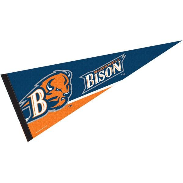 Bucknell Bison Pennant