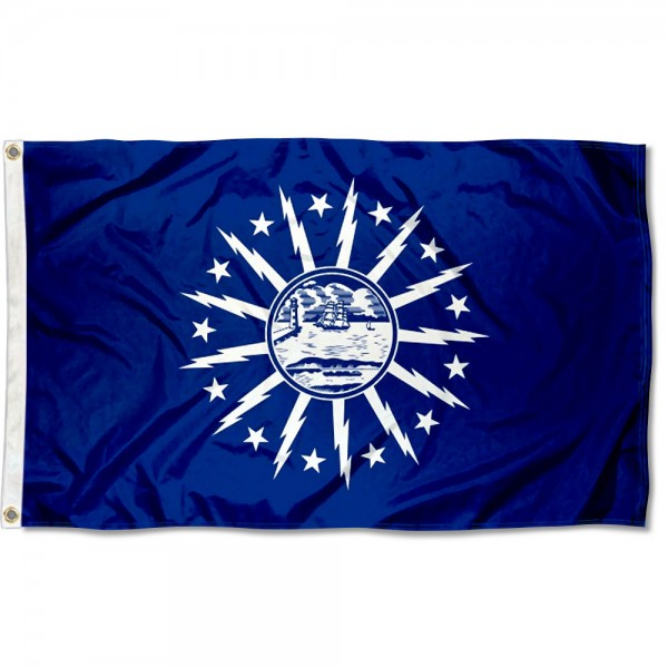 Buffalo City 3x5 Foot Flag