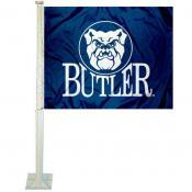 Butler Bulldogs Car Flag