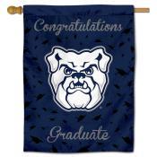 Butler Bulldogs Graduation Banner
