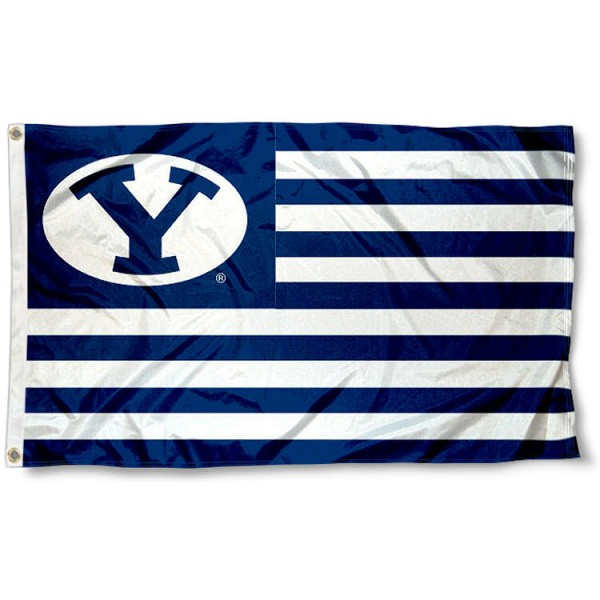 BYU Cougar Nation Flag