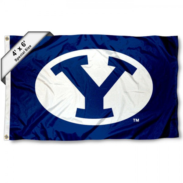 BYU Cougars 4'x6' Flag