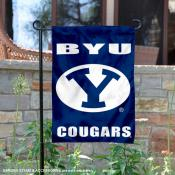 BYU Cougars Garden Flag