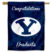 BYU Cougars Graduation Banner