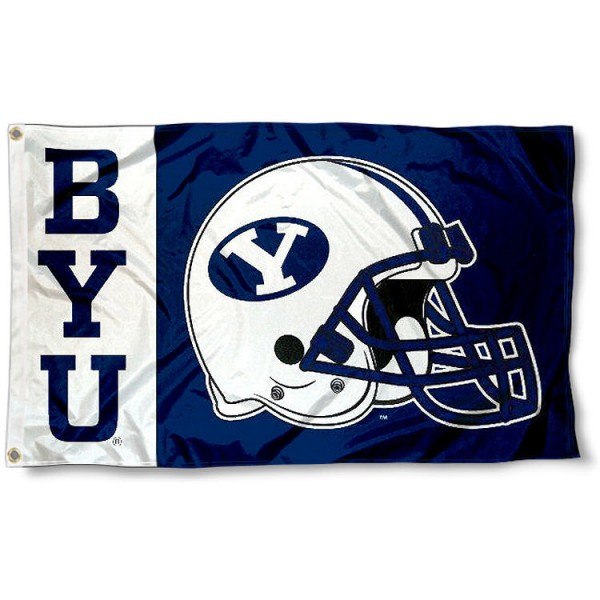 BYU Football Flag