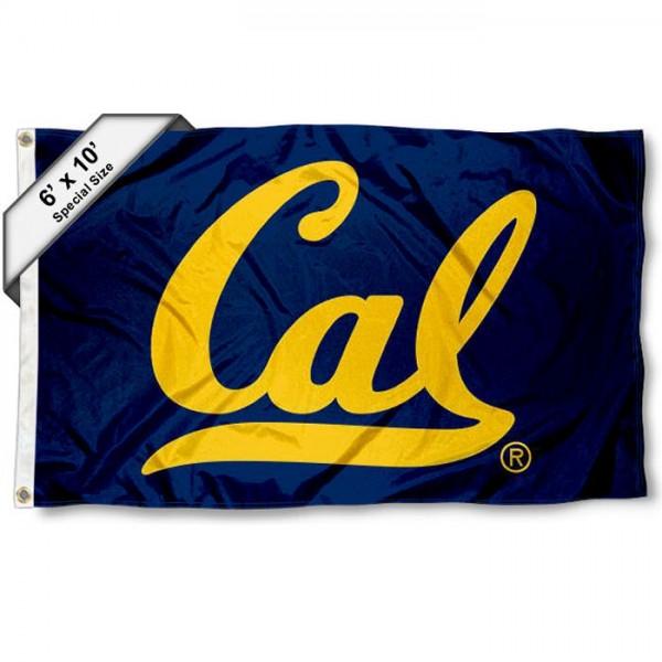 Cal Bears 6x10 Foot Flag