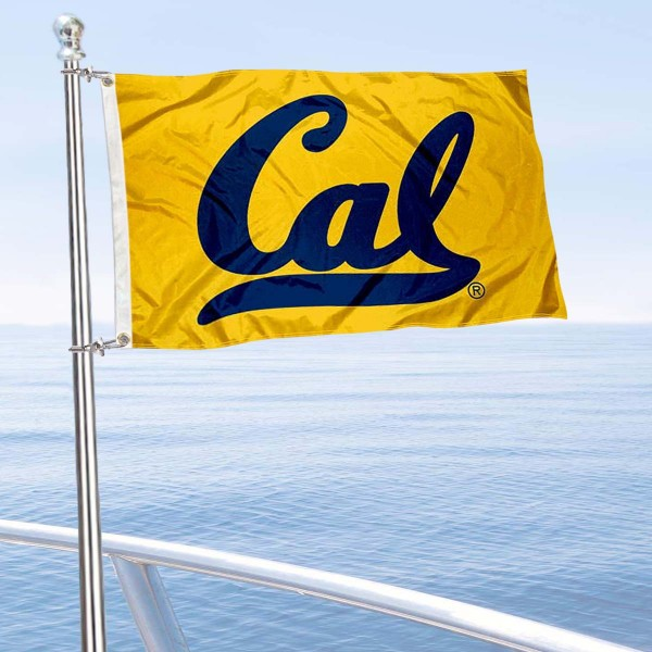 Cal Bears Boat Nautical Flag