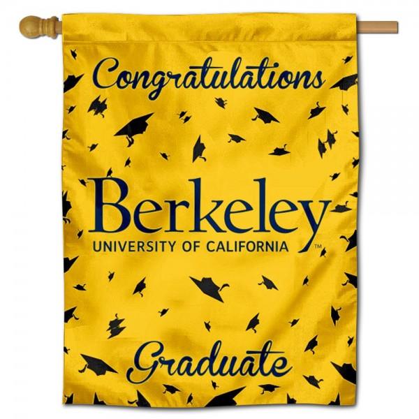 Cal Bears Graduation Banner