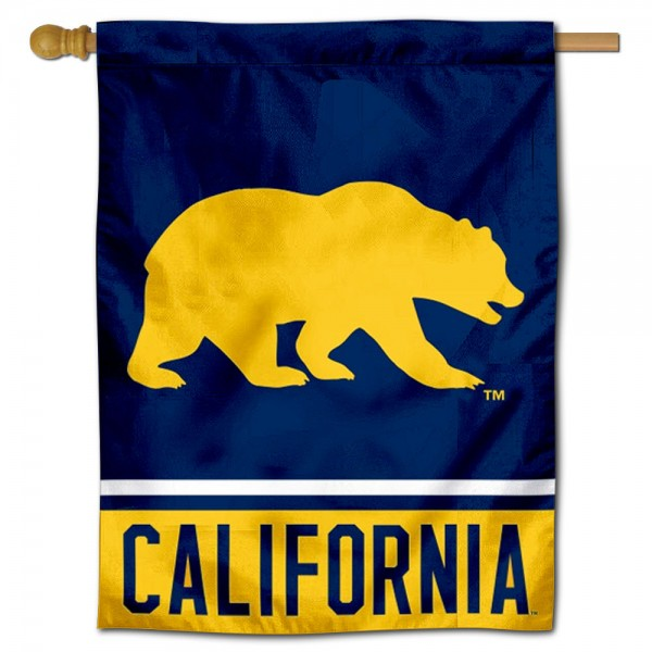 Cal Bears House Flag