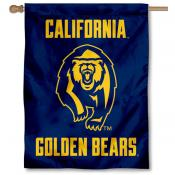 Cal Berkeley Golden Bears House Flag