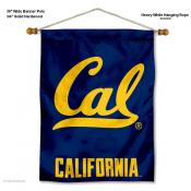 Cal Berkeley Logo Wall Hanging