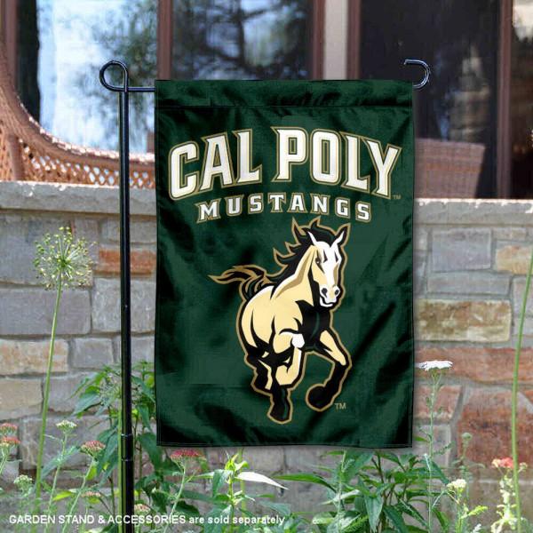 Cal Poly Garden Flag