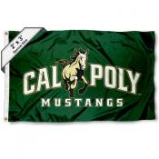 Cal Poly Mustangs 2x3 Flag