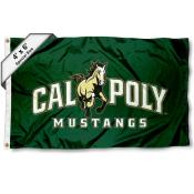 Cal Poly Mustangs 4'x6' Flag