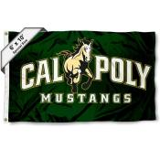 Cal Poly Mustangs 6x10 Foot Flag