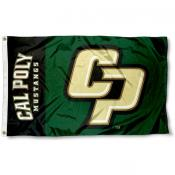 Cal Poly Mustangs Flag