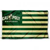 Cal Poly Mustangs Nation Flag