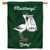 Cal Poly Mustangs New Baby Banner