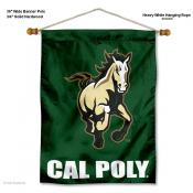 Cal Poly Mustangs Wall Hanging