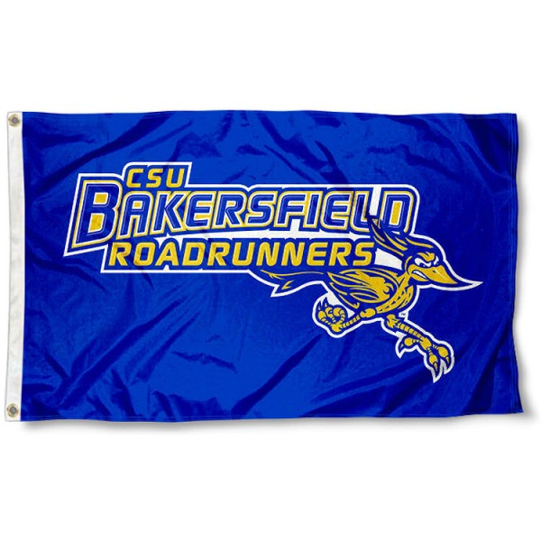Cal State Bakersfield Road Runners Flag