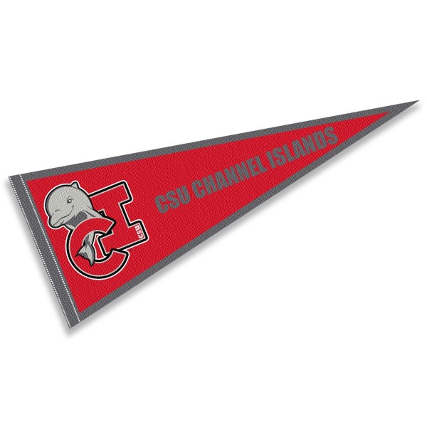 Cal State Channel Islands Pennant