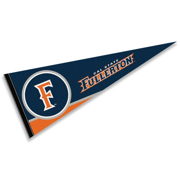 Cal State Fullerton Pennant and Pennants for Cal State Fullerton
