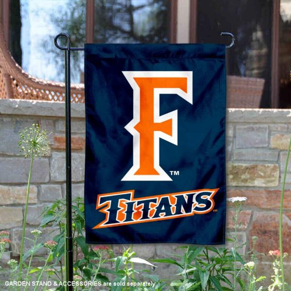 Cal State Fullerton Titans Garden Flag