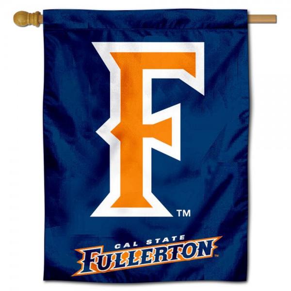 Cal State Fullerton Titans House Flag