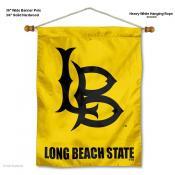 Cal State Long Beach 49ers Wall Hanging