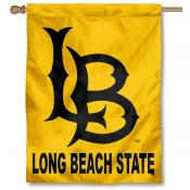 Cal State Long Beach House Flag