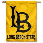 Cal State Long Beach House Flag