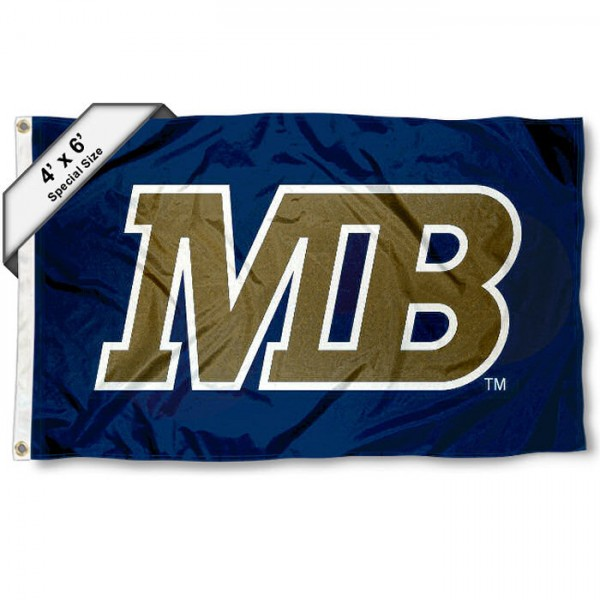 Cal State Monterey Bay Otters 4'x6' Flag