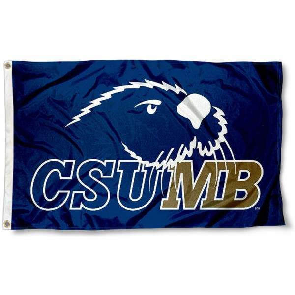 Cal State Monterey Bay Otters Flag