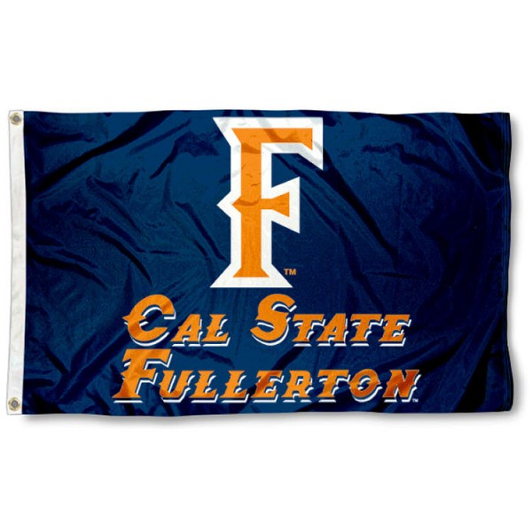Cal State University Fullerton Flag
