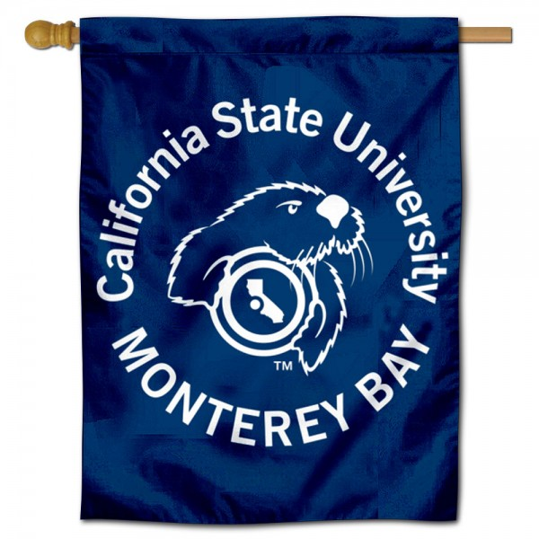 Cal State University Monterey Bay House Flag
