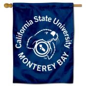 Cal State University Monterey Bay House Flag