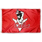 Cal U Vulcans 3x5 Foot Flag